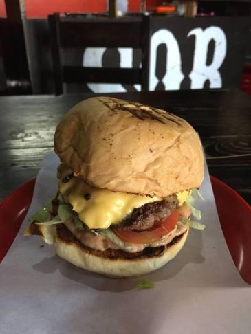 backyard eats burger