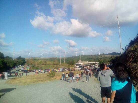 Our side trip to Windmill Farm in Pililla