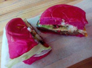 pink burger antipolo