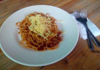 RedRev Spaghetti, Php79