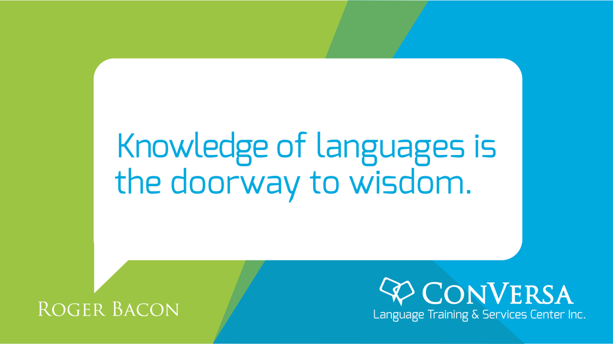 ConVersa: The first and only language school in Antipolo