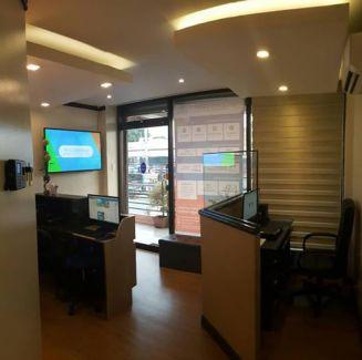 interiors of conversa language center